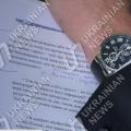 Луценко пришел на заседание по Онищенко в часах за $30 тысяч