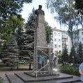 В Житомире пытались снести памятник Герою, который отдал жизнь за Украину