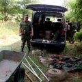 На Житомирщині затримали 6 українців, які попередньо намагались організувати незаконний видобуток бурштину