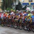 У Житомирі під дощем стартував чемпіонат України з велоспорту