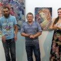 У Житомирі відкрилася виставка молодих художників «Серпневий вернісаж»