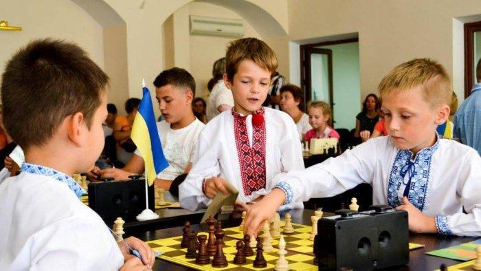 Житомир вдруге приймав шахові змагання «Незалежність 2016»