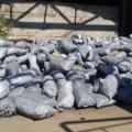 У Малинському районі конфіскували понад 20 тонн деревного вугілля