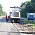 На Житомирщині ремонтують дороги