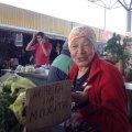 """На Житньому ринку у Житомирі продають м'яту """"на мохіто"""""""