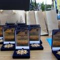 Як у центрі Житомира вітали переможців рейтингу «Гордість міста-2016».ФОТОРЕПОРТАЖ