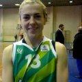 Баскетболістка із Бердичева Аріна Білоцерківська вже вп'яте змінила зарубіжну команду: цього разу гратиме за Литву