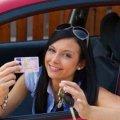 В Украине введут водительские удостоверения нового образца