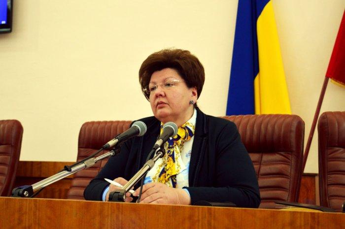 Депутати проголосували за відставку Анжеліки Лабунської