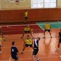 Житомирські рятувальники посіли третє місце на 1-му етапі змагань з волейболу Спартакіади ДСНС України