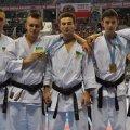 Житомиряни вибороли нагороди на Чемпіонаті Світу з традиційного карате