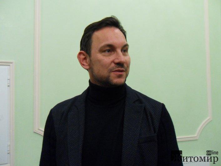 Валерій Харчишин: «Орею» можна залишити, але тебе «Орея» не залишить ніколи»