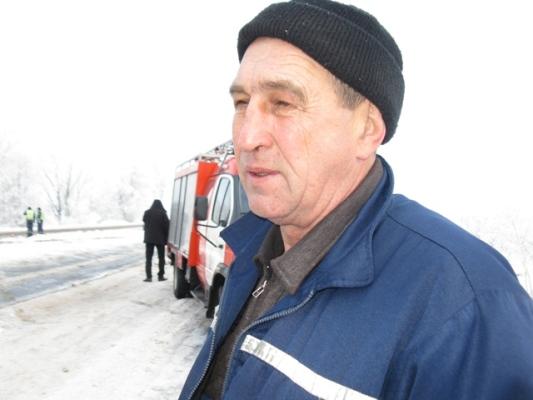 Одной из причин масштабного ДТП, происшедшего между Бердичевом и Житомиром, было плохое состояние дороги