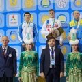 Курсант та викладач військового інституту вибороли нагороди на чемпіонаті світу з гирьового спорту