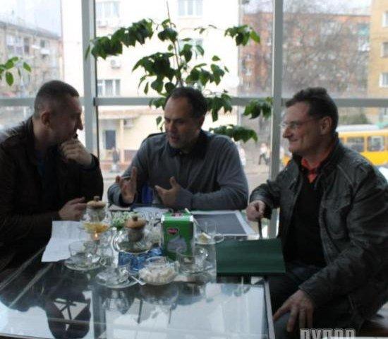 Житомирского журналиста  снова вызвали на допрос в полицию