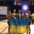 Житомирські спортсменки показали гарний результат на відкритому кубку зі спортивної аеробіки в Естонії