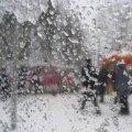 У вихідні на українців чекають снігопади та хуртовини