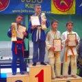 Житомиряни привезли п'ять медалей з турніру по дзюдо в Києві