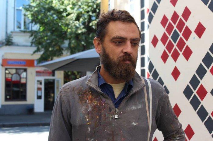 У Житомирі відкривається персональна виставка художника Сергія Носка