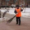 У Житомирі 263 двірники прибирають житловий сектор від снігу