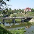 Ремонт мосту на автотрасі Житомир-Чернівці - триває