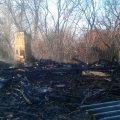 У Брусилівському районі на пожежі загинула жінка, а рятувальники 4 рази їздили за водою