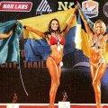 Житомирянка Валентина Авдєєва виграла чемпіонат світу з фітнесу в Тайланді