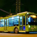 24 грудня тролейбуси курсуватимуть до 00:30 години