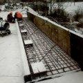 Ремонт мосту на трасі Житомир-Чернівці не закінчили вчасно через погану погоду