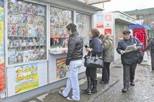 У Житомирі знову обікрали газетний кіоск