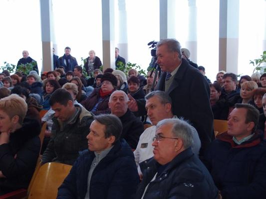 Жителі Олевська звернулися до ОПОЗИЦІЙНОГО БЛОКУ з проханням зупинити бурштинову мафію