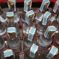 На Київщині виготовляли фальсифікований алкоголь, який продавали на Житомирщині