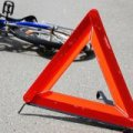 Поліція просить допомогти розшукати водія, який у Бердичеві наїхав на велосипедиста та втік з місця ДТП
