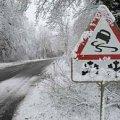У Житомирській області найближчими днями буде слизько і пішоходам, і водіям