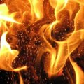 На пожежі в Коростенському районі чоловік отримав опіки