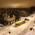 Уборка снега. Как это делают в Западной Европе