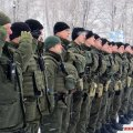В «бурштиновий» район Житомирської області відправили військовослужбовців Нацгвардії