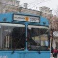 На оновленому маршруті №8 курсує шість тролейбусів