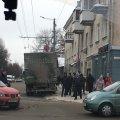 У Житомирі на Київській сталася ранкова ДТП. ФОТО