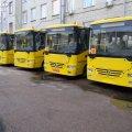 У Житомирській області почали виходити з ладу новенькі шкільні автобуси: влада обіцяє розібратися