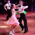 На Кубку України з танцювального спорту коростенці вибороли призові місця