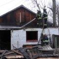 У Житомирі у пожежі загинуло подружжя. ВІДЕО