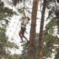 Управління Держпраці виявило численні недоліки під час перевірок мотузкових парків у Житомирській області
