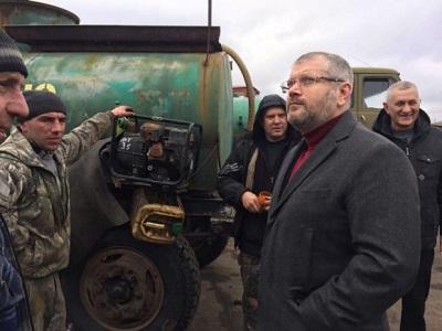 Вилкул: Наша задача – поддержать селян и не дать власти распродать украинскую землю