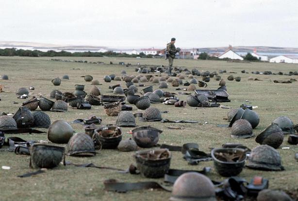 На край світу — за корону. 35 років Фолклендській війні