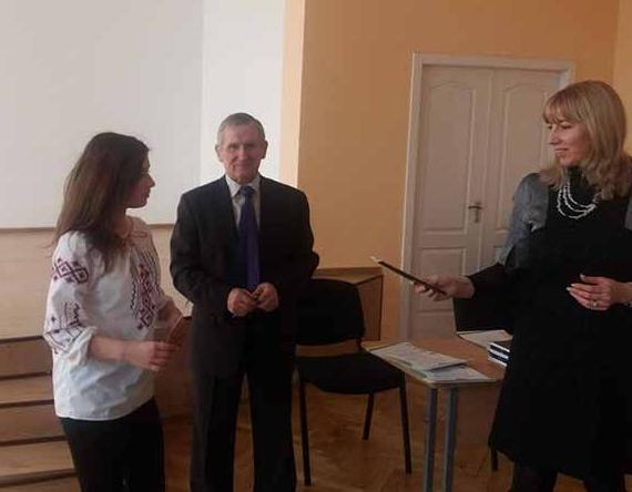 Восьмикласниця із Романівського району стала третьою на Всеукраїнському конкурсі екскурсоводів