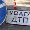 В Любарському районі зіткнулися «ВАЗ» і «Toyota», постраждав один з водіїв