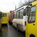 У Житомирі шукають тичасового перевізника на маршрут №123