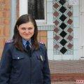 У Житомирській області слідча поліції затримала чоловіка, який спробував її пограбувати