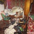 У Житомирському районі чоловік задушив свою бабусю через самогон, а сліди злочину «замітав» пожежею